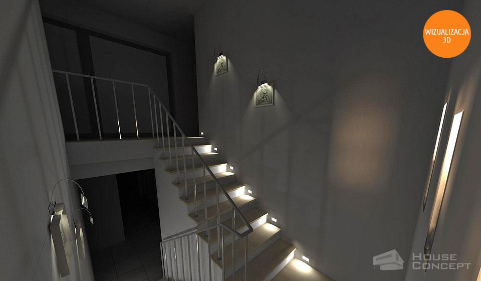 House Concept Klatka Schodowa
